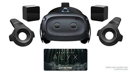 HTC Vive Cosmos Elite Virtual Reality Headset System