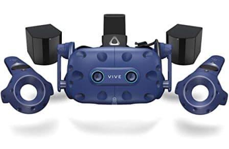 HTC Vive Pro Eye Virtual Reality Headset System