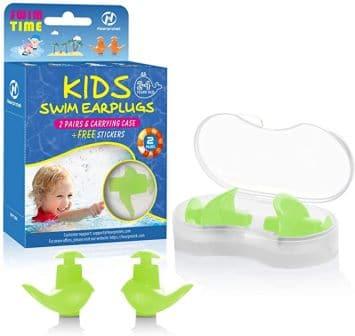 Hearprotek Swimming Ear Plugs for Kids