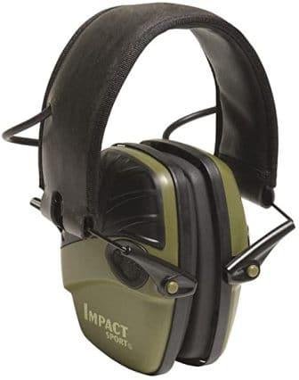 Howard Leight R-01526 Impact Sport Electronic Shooting Earmuff