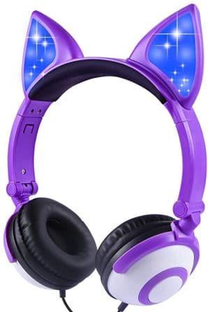 Isightguard Kids Wired Headphones