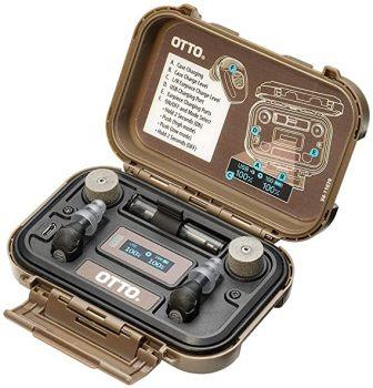 OTTO NoizeBarrier® Micro Electronic Earplugs