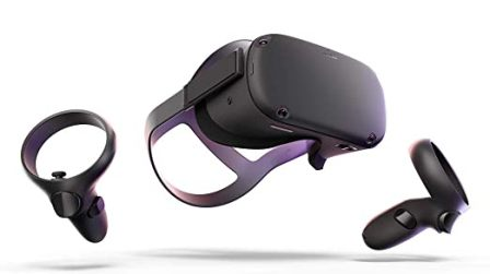 Oculus Quest All-in-one VR Headset (64GB)