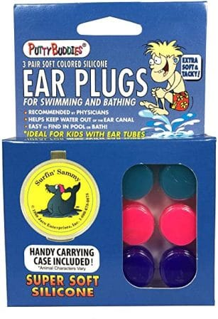 Putty Buddies Original Swimming Ear Plugs