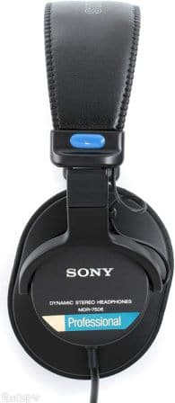 Sony MDR7506 Headphone