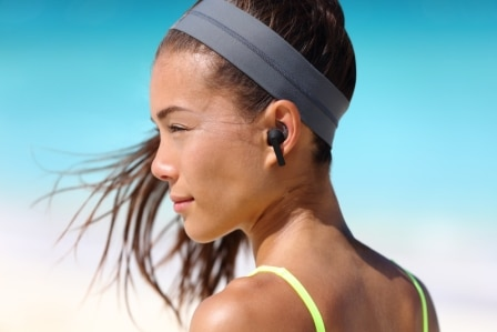 Sports or Workout headphones