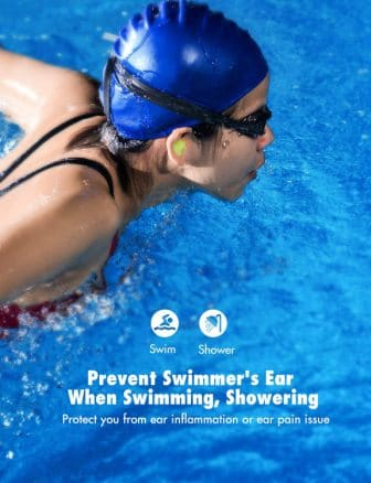 Top 15 Best Ear Plugs for Swimming in 2020