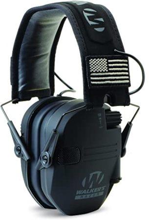 Walker's Game Ear Razor Slim Electronic Earmuff (GWP-RSEMPAT)