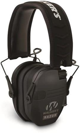 Walker's Game Ear Razor Slim Electronic Earmuffs