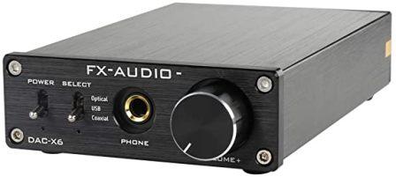 FX-Audio Headphone Amplifier, DAC-X6