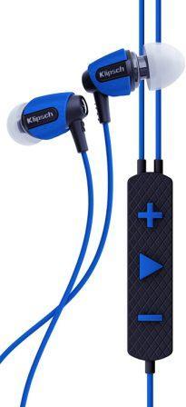 Klipsch Image S3 Nosie-Isolating Earphones