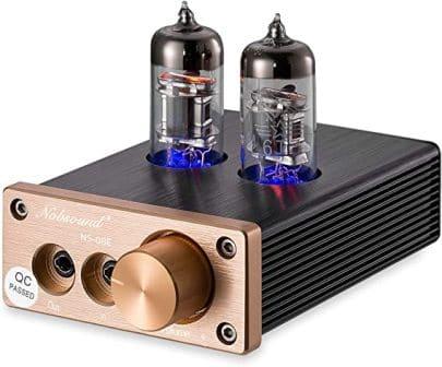Nobsound Vacuum Tube Headphone Amplifier, NS-08E