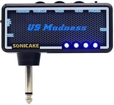 SONICAKE Guitar Bass Headphone Amp