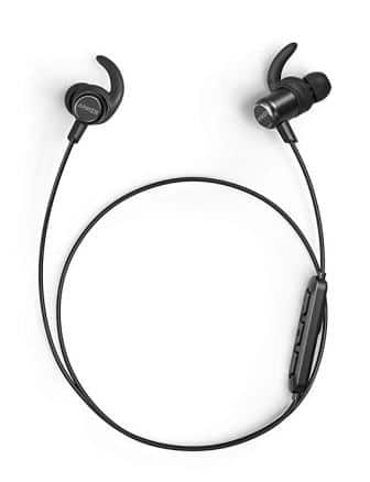 Anker Soundcore Soundbuds Curve Wireless Headphones (Upgraded)