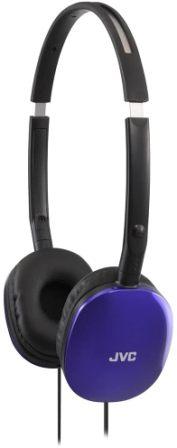 JVC HAS160A Flat Headphones