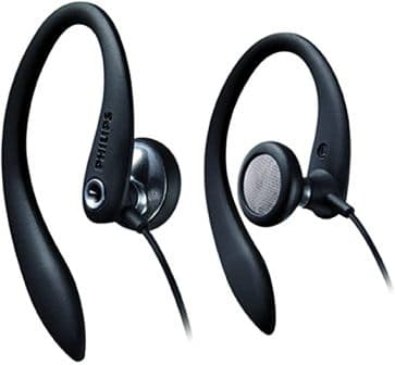 Philips SHS3200 Flexible Earhook Headphones