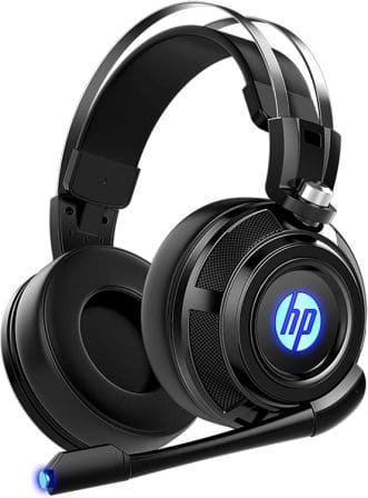 HP 200 Wired Stereo Headset with Mic