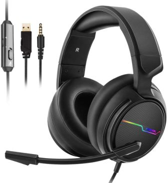 Jeecoo Stereo Gaming Headset